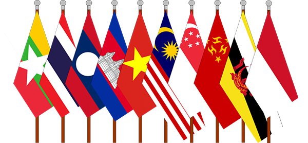 asean flags 600
